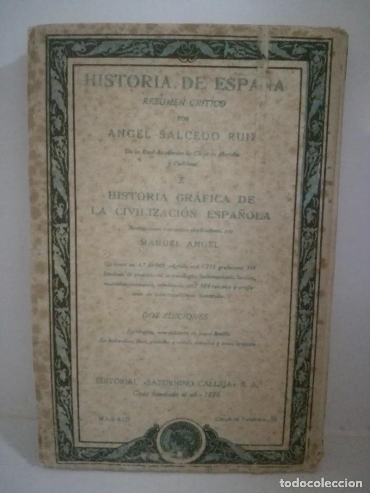 Libros antiguos: EMILIO SALGARI: LOS HORRORES E FILIPINAS - TOMO 2. **SATURNINO CALLEJA** - Foto 2 - 170246360