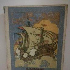 Libros antiguos: EMILIO SALGARI: HONORATA DE WAN - GULD. **SATURNINO CALLEJA**. Lote 170246828