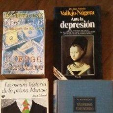 Libros antiguos: LOTE LIBROS DIFERENTES TEMATICAS.. Lote 170397908