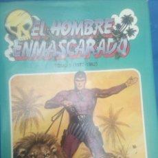 Libros antiguos: EL HOMBRE ENMASCARADO, TOMO II (1982) FALK, LEE. Lote 170400932