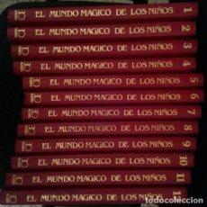 Libros antiguos: EL MUNDO DE LOS NIÑOS. Lote 170413872
