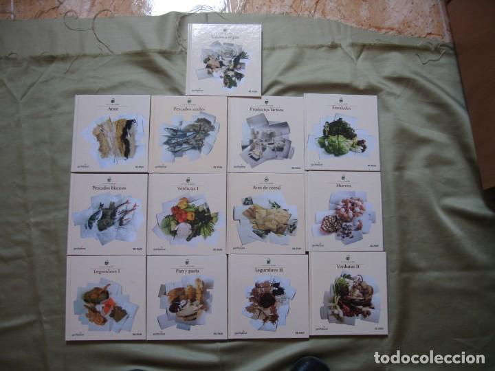 13 LIBROS DE RECETAS DE COCINA (Libros Antiguos, Raros y Curiosos - Cocina y Gastronomía)