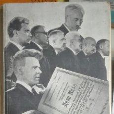 Libros antiguos: GABOR. ESPÍAS Y SABOTEADORES. 1931. Lote 170570936