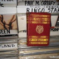 Libros antiguos: VERGARA-EPISODIOS NACIONALES-BENITO PEREZ GALDOS-MONTES DE OCA-1904. Lote 170868300