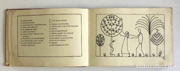 Libros antiguos: BILDER-BIBEL FÜR KINDER GEZEICHNET. - GEISMAR, Otto. LITERATURA INFANTIL - BIBLIA - Foto 3 - 123193582