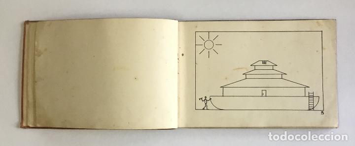 Libros antiguos: BILDER-BIBEL FÜR KINDER GEZEICHNET. - GEISMAR, Otto. LITERATURA INFANTIL - BIBLIA - Foto 4 - 123193582