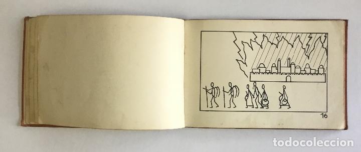 Libros antiguos: BILDER-BIBEL FÜR KINDER GEZEICHNET. - GEISMAR, Otto. LITERATURA INFANTIL - BIBLIA - Foto 5 - 123193582