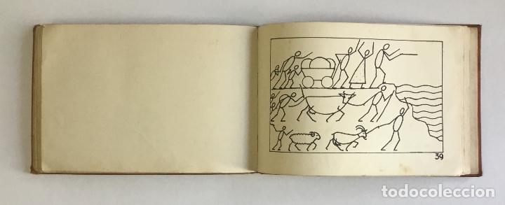 Libros antiguos: BILDER-BIBEL FÜR KINDER GEZEICHNET. - GEISMAR, Otto. LITERATURA INFANTIL - BIBLIA - Foto 6 - 123193582