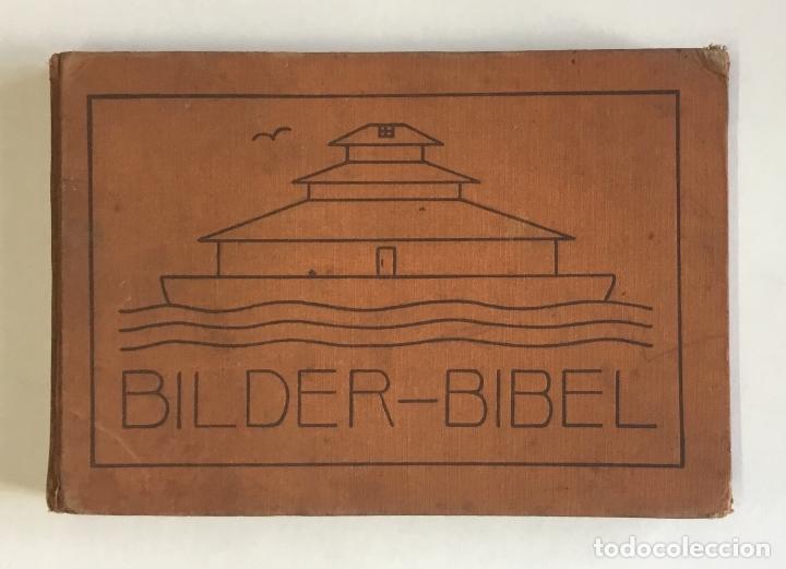 BILDER-BIBEL FÜR KINDER GEZEICHNET. - GEISMAR, OTTO. LITERATURA INFANTIL - BIBLIA (Libros Antiguos, Raros y Curiosos - Literatura Infantil y Juvenil - Otros)
