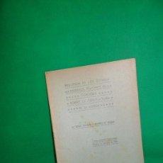 Libros antiguos: INFLUENCIA DE LOS ESTABLECIMIENTOS MILITARES DE CÓRDOBA SOBRE LA ..., RAFAEL CASTEJÓN, 1914. Lote 170947640
