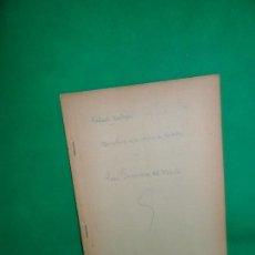 Libros antiguos: MONASTERIOS DE LA SIERRA DE CÓRDOBA, SAN FRANCISCO DEL MONTE, RAFAEL CASTEJÓN, S/F. Lote 170957185