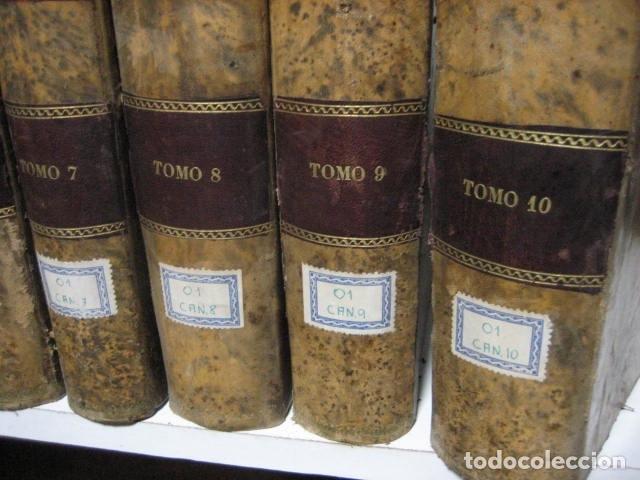 Libros antiguos: 1854-1878 / HISTORIA UNIVERSAL POR CESAR CANTU / 10 TOMOS / IMPRENTA Y LIBRERIA DE GASPAR,EDITORES - Foto 4 - 171057629