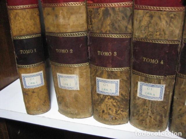 Libros antiguos: 1854-1878 / HISTORIA UNIVERSAL POR CESAR CANTU / 10 TOMOS / IMPRENTA Y LIBRERIA DE GASPAR,EDITORES - Foto 6 - 171057629
