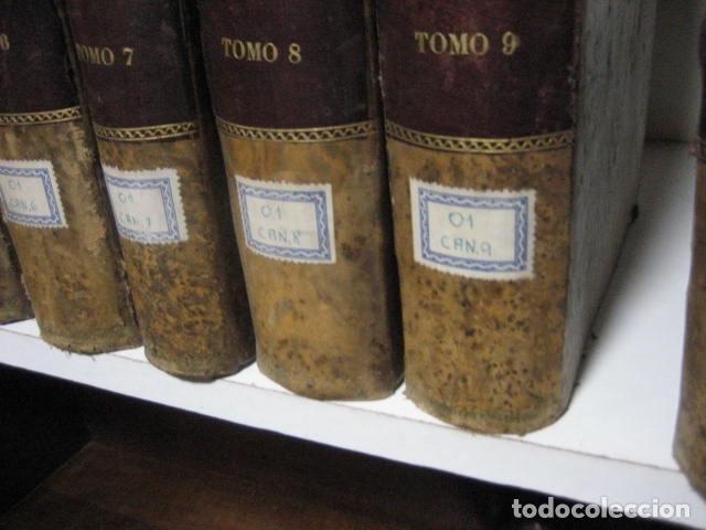 Libros antiguos: 1854-1878 / HISTORIA UNIVERSAL POR CESAR CANTU / 10 TOMOS / IMPRENTA Y LIBRERIA DE GASPAR,EDITORES - Foto 10 - 171057629