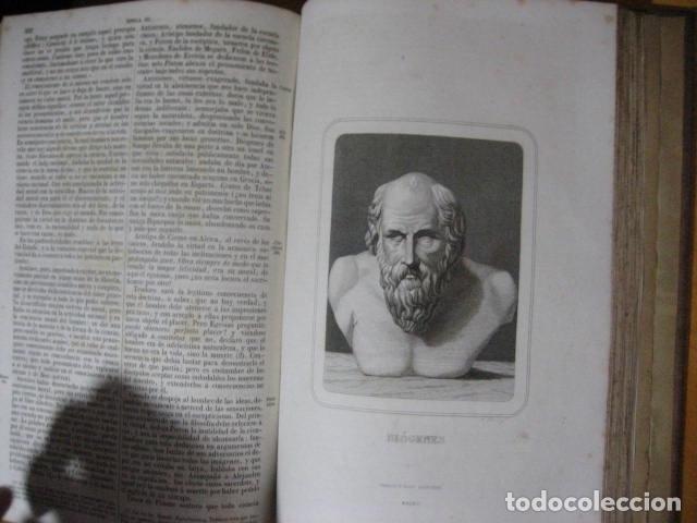 Libros antiguos: 1854-1878 / HISTORIA UNIVERSAL POR CESAR CANTU / 10 TOMOS / IMPRENTA Y LIBRERIA DE GASPAR,EDITORES - Foto 15 - 171057629