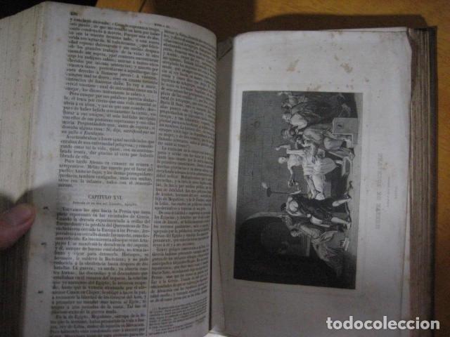 Libros antiguos: 1854-1878 / HISTORIA UNIVERSAL POR CESAR CANTU / 10 TOMOS / IMPRENTA Y LIBRERIA DE GASPAR,EDITORES - Foto 14 - 171057629