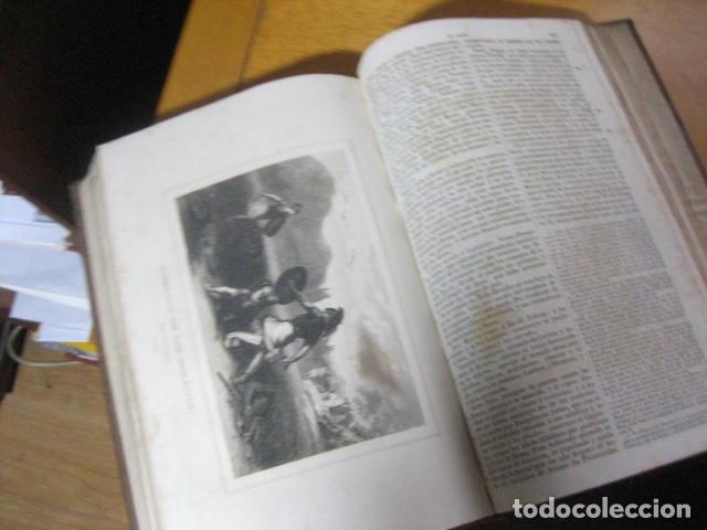 Libros antiguos: 1854-1878 / HISTORIA UNIVERSAL POR CESAR CANTU / 10 TOMOS / IMPRENTA Y LIBRERIA DE GASPAR,EDITORES - Foto 16 - 171057629