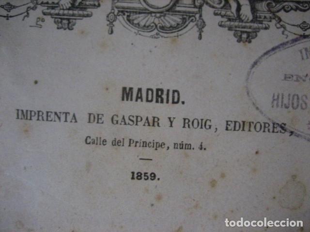 Libros antiguos: 1854-1878 / HISTORIA UNIVERSAL POR CESAR CANTU / 10 TOMOS / IMPRENTA Y LIBRERIA DE GASPAR,EDITORES - Foto 21 - 171057629