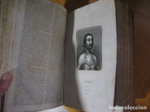 Libros antiguos: 1854-1878 / HISTORIA UNIVERSAL POR CESAR CANTU / 10 TOMOS / IMPRENTA Y LIBRERIA DE GASPAR,EDITORES - Foto 25 - 171057629