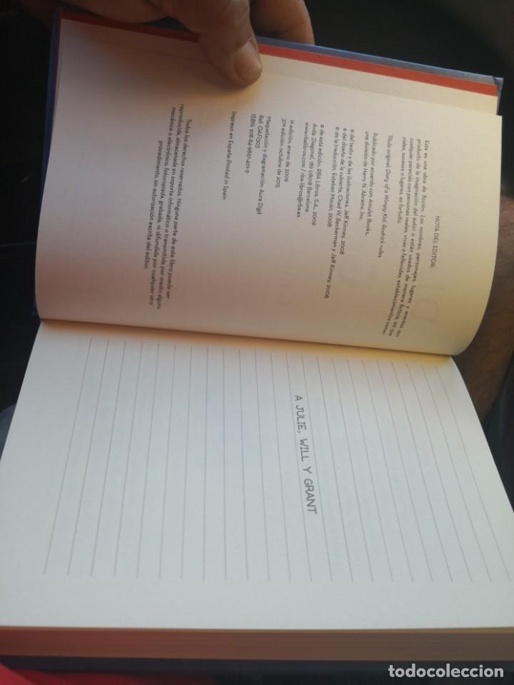 Libros antiguos: DIARIO DE GREG NUMERO 2 LA LEY DE RODRICK TAPA DURA - Foto 3 - 171141982