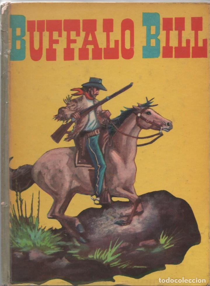 BUFFALO BILL - EDICIONES EVA - 1963 (Libros Antiguos, Raros y Curiosos - Literatura Infantil y Juvenil - Otros)