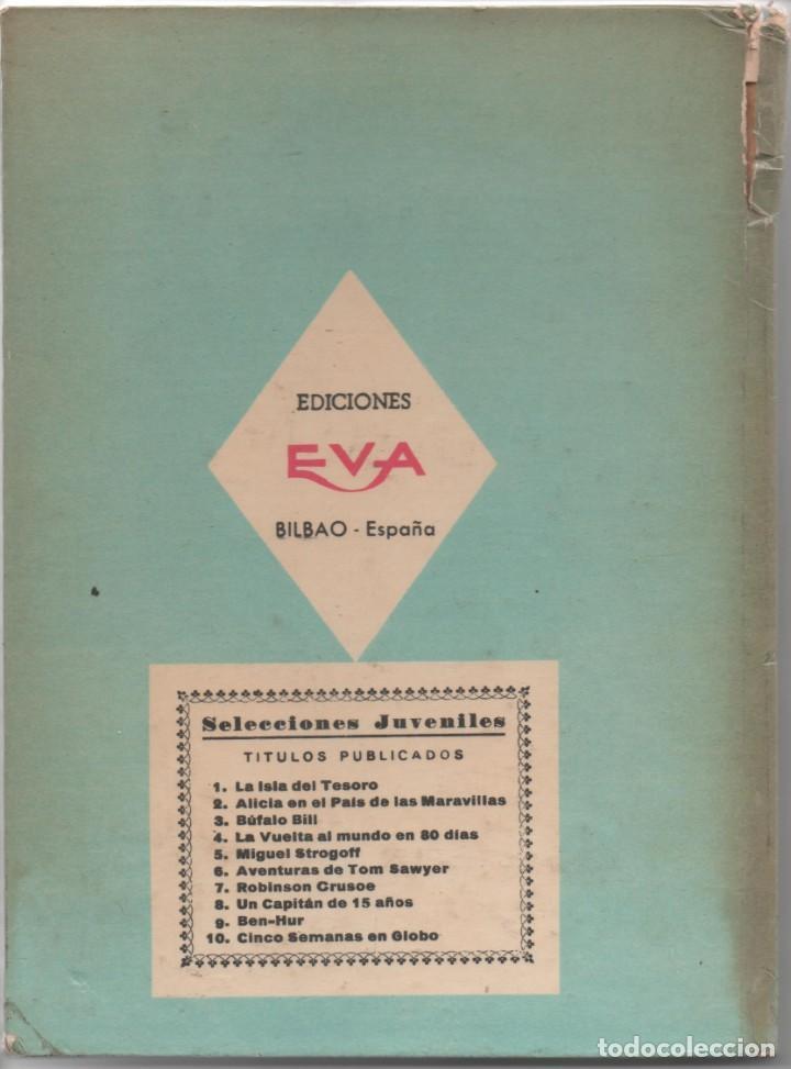 Libros antiguos: BUFFALO BILL - Ediciones EVA - 1963 - Foto 2 - 171220494