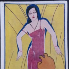 Libros antiguos: LA NOVELA MUNDIAL Nº 113 - ASTUCIAS DE MUJER - POR EDUARDO ZAMACOIS - AÑO 1928. Lote 171258917