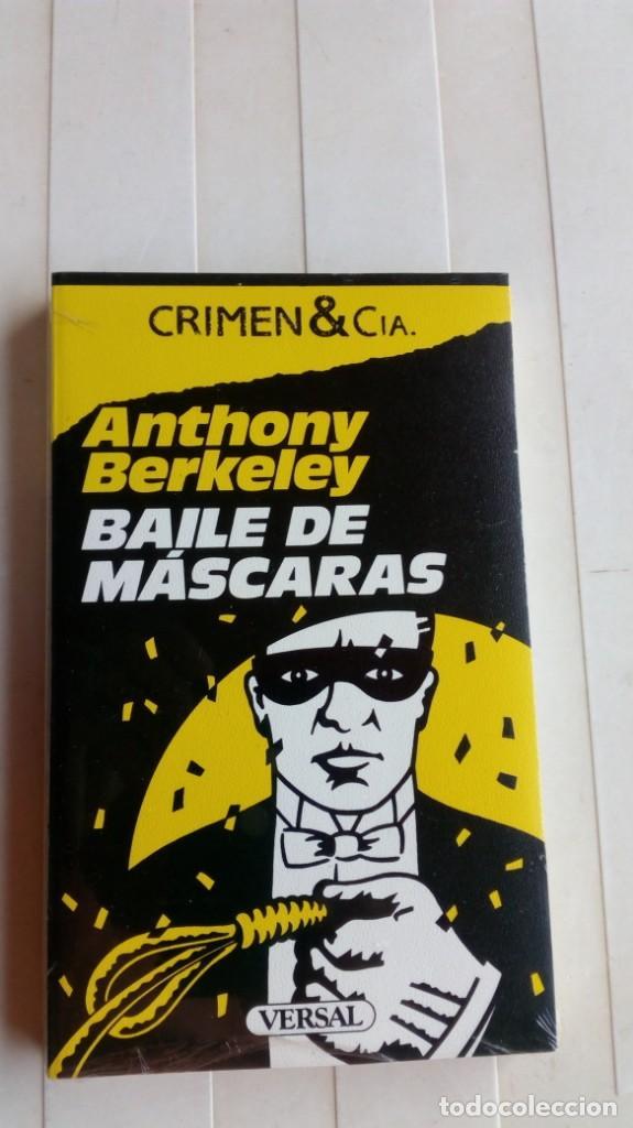 CRIMEN &CIA / BAILE DE MASCARAS /ANTHONY BERKLEY (Libros Antiguos, Raros y Curiosos - Otros Idiomas)
