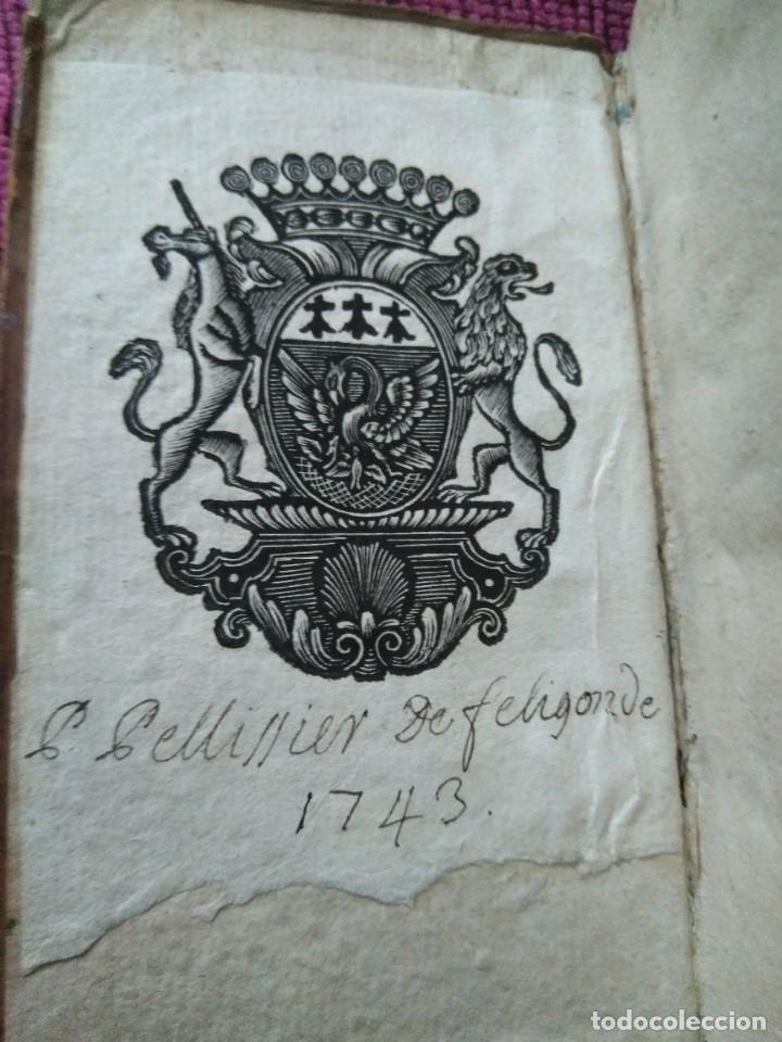 Libros antiguos: 1640. Epístolas. Plinio el joven. Imprenta Elzeviriana. - Foto 2 - 171276128