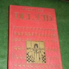 Libros antiguos: ROMANCERO DEL CID RUY DIAZ. EDICIÓN ORDENADA Y REVISADA POR LUIS C. VIADA Y LLUCH - ED.IBERICA. Lote 171322842