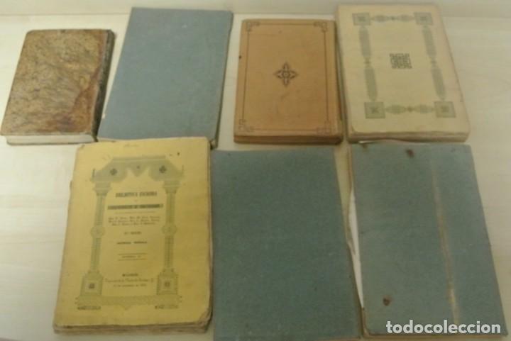 Libros antiguos: VARIOS LIBROS ANTIGUOS - Foto 6 - 171364814