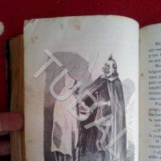 Libros antiguos: TUBAL ANTIGUO LIBRO TESORO DE CHISTES MUSEO COMICO FALTAN PAG EN PRINCIPIO Y FINAL. Lote 171370230