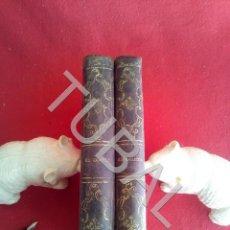 Libros antiguos: TUBAL 1870 ESPERANZA LA HIJA DEL MISTERIO MANUEL FERNANDEZ 2 TOMOS LIBROS ANTIGUOS. Lote 171370950