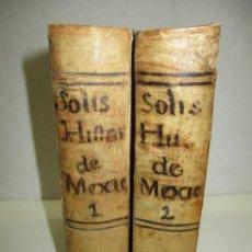 Libros antiguos: HISTORIA DE LA CONQUISTA DE MÉXICO...SOLÍS, ANTONIO DE. 1771.. Lote 171411464