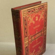 Libros antiguos: HISTORIE DE MES ASCENSIONS. RÉCIT DE VINGT-QUATRE VOYAGES AÉRIENS (1868-1877)... - TISSANDIER, G.. Lote 171413633