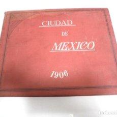 Libros antiguos: CIUDAD DE MEXICO. 1906. BREVE GUIA ILUSTRADA. 137 PAGINAS + ILUSTRACIONES. VER. LEER DESCRIPCION. Lote 171497368