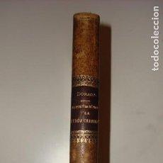 Libros antiguos: LOS PERITOS MEDICOS Y LA JUSTICIA CRIMINAL, PEDRO. DORADO, PEDRO. MADRID. HIJOS DE REUS. 2. Lote 171589025