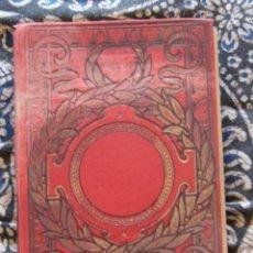Libros antiguos: UN NEVEU A HÉRITAGE R. DOMBRE 1900. Lote 171637697