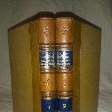 Libros antiguos: HISTORIA DEL ALMIRANTE DON CRISTOBAL COLON - AÑO 1892 - D.FERNANDO COLON,SU HIJO.. Lote 171761055