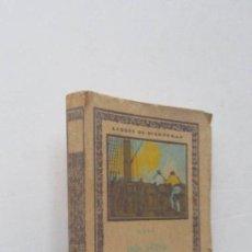 Libros antiguos: DOS AÑOS AL PIE DEL MASTIL - R.E DANA - AÑO 1921. Lote 171850333
