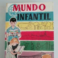 Libros antiguos: MUNDO INFANTIL-MARIN. Lote 172017497