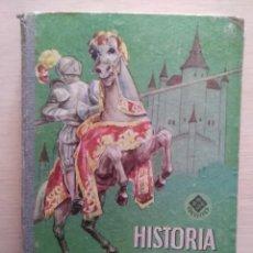 Libros antiguos: HISTORIA DE ESPAÑA. PRIMER GRADO. EDELVIVES. AÑO 1964 . Lote 172017594