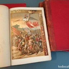Libros antiguos: LOS GRANDES REVOLUCIONARIOS. LA REVOLUCIÓN Á TRAVÉS DE LOS SIGLOS - MENDOZA, CARLOS.. Lote 172074625