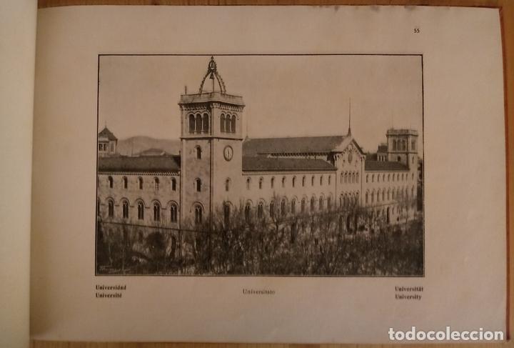 Libros antiguos: BARCELONA ARTISTICA E INDUSTRIAL - 1910 - LUJOSO ALBUM FOTOGRAFIAS RESUMEN HISTORICO DE LA CIUDAD - Foto 4 - 172087968