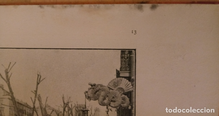 Libros antiguos: BARCELONA ARTISTICA E INDUSTRIAL - 1910 - LUJOSO ALBUM FOTOGRAFIAS RESUMEN HISTORICO DE LA CIUDAD - Foto 8 - 172087968