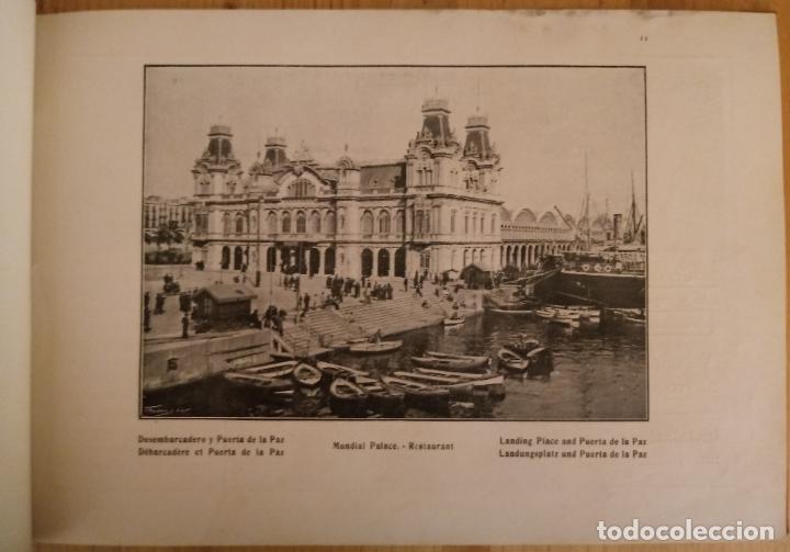 Libros antiguos: BARCELONA ARTISTICA E INDUSTRIAL - 1910 - LUJOSO ALBUM FOTOGRAFIAS RESUMEN HISTORICO DE LA CIUDAD - Foto 12 - 172087968
