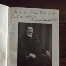 Libros antiguos: 1918, RATOS DE FATIGA, RAMÓN DE ECHEVARRIOSTE, FIRMADO POR EL AUTOR. UNICO EN INTERNET. Lote 172089529