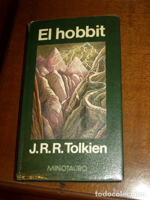 LIBRO EL HOBBIT (Libros Antiguos, Raros y Curiosos - Bellas artes, ocio y coleccionismo - Otros)