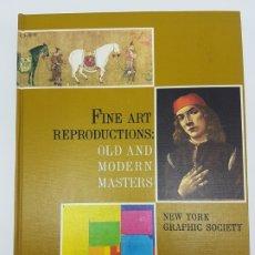 Libros antiguos: REPRODUCIONES ARTE ( NEW YORK, CHICAGO, LOS ANGELES ). Lote 172166645
