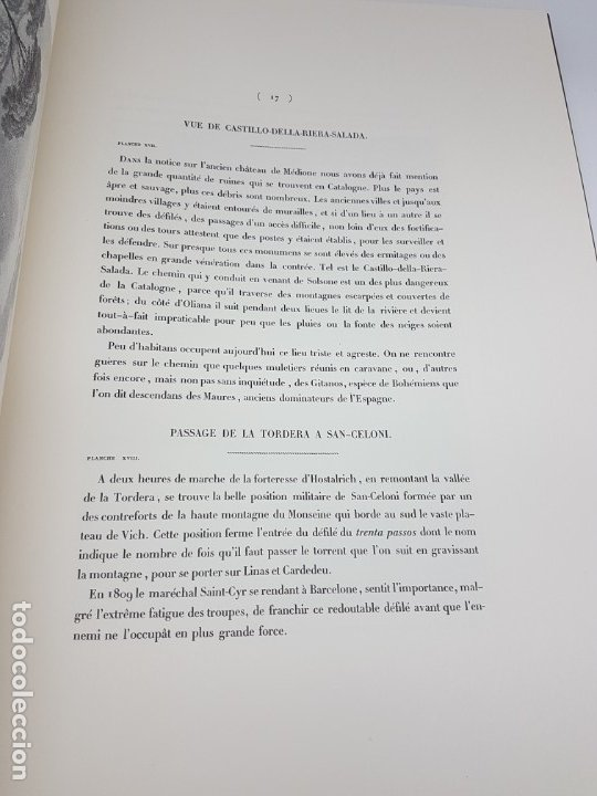Libros antiguos: PITTORESQUE & MILITAIRE EN ESPAGNE ( 1978 ) M.C. LANCLOIS - Foto 11 - 172168133